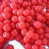 Conservas de Cherry em xarope de Luz
