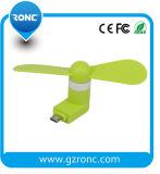 Andriod beweglicher Smartphone Mikro-USB-Ventilator