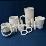 Tonerde-keramisches Krümmer-Schlaufen-Rohr für Abnützung-Schutz