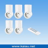 Zoccolo senza fili francese di telecomando (KA-FRS04)