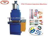 Máquina de borracha plástica automática da injeção
