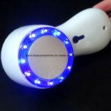 Мы Handheld горячее сини СИД светлое/теплое & холодное оборудование красотки подъема кожи молотка
