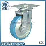 Japan-Art Stahl-Kern Nylonschwenker-Fußrollen-Rad