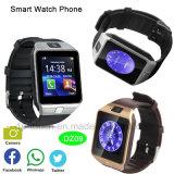 Am neuesten/billig/Form Bluetooth Sport-Handgelenk-intelligente Uhr mit SIM Einbauschlitz