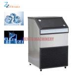 Cubo de gelo comercial industrial que faz a máquina