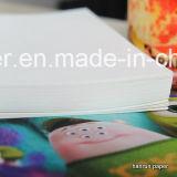 Бумага переноса сублимации 100GSM листа A4 Anti-Curl для коврика для мыши, кружки, трудной поверхности и подарков