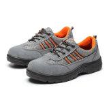 Nuevo estilo Sport Puntera Anti Smash Zapatos de seguridad