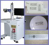 セリウム、ISOの証明Fol-10/20/30/50/80が付いているファイバーの金属レーザーのマーキング機械