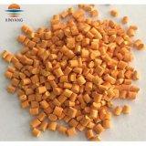 Китай Masterbatches оранжевого цвета