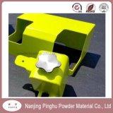 淡黄緑の環境に優しいThermosetting粉のコーティング