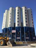 Planta de tratamento por lotes concreta, planta concreta do grupo, planta de mistura automática cheia do cimento 180m3/H