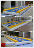 Dwf Taekwondoのマットレスの膨脹可能な空気トラック体操