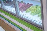 Sistema remoto de refrigeração de ar do Chiller aberto para bebidas e frutas