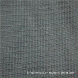 75D Agua y Viento-resistente anti-estático de deporte tejida de la tela escocesa Jacquard 100% poliéster Tela (E153)