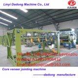 Chapa de madera contrachapada que componen la máquina/ núcleo barniz Jointer