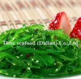 寿司屋のための日本の海藻サラダ