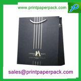 Suporte de papel impresso personalizado Saco de roupa de papel