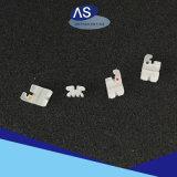 Ortognatodonzia di ceramica dentale delle parentesi con 345hook