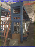 Sguardo galvanizzato di alta quantità del collegare del ferro del TUFFO caldo del collegare del ferro della rete fissa dell'azienda agricola buon