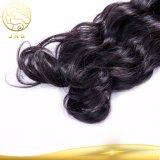 ベストセラーの加工されていなく自然な巻き毛のブラジルのバージンの人間のクチクラの毛