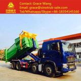 Caminhão de lixo comprimido de Sinotruk HOWO 6X4 20000L com boa qualidade