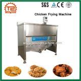 Restaurante de comida rápida el equipo de la máquina de freír el pollo de tamaño mediano