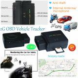 Глобального 2g/GSM частотный диапазон Obdii автомобиль GPS Tracker Tr-803c