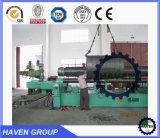 W11S-25X2000 de la plaque universelle du galet supérieur hydraulique de la flexion de rouler la machine
