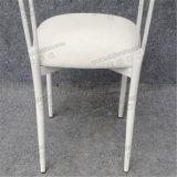 Silberner Eisen Chiavari Stuhl für Hochzeit und Bankett Yc-A105-01