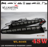 Digital Control를 가진 경찰 Fire Emergency LED Visor 갑판 Dash Lightbar