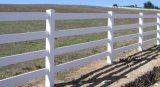 경작지 장식 못 농장을%s 증강 강철 강선을%s 가진 강한 PVC 담