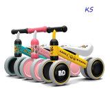 2018 Segurança quente scooters/Equilíbrio carro para bebê bonito