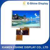 """Grootte 4.3 """" LQ043 T1DG28 480X272 TFT van de Vertoning van TFT LCD voor verkoop"""