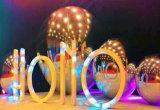 يعلن قابل للنفخ مرآة كرة في الكبير سوق ترقية