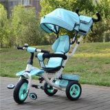 Carros plásticos por atacado do pedal 3 crianças Trike da roda