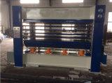 Pressione a máscara do painel de alta qualidade do processamento do painel da máquina para trabalhar madeira/ PVC High-Profile/ placa de face de transferência quente Aquecimento Máquina de Revestimento