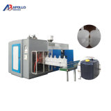 4L HDPEの洗浄力があるびんのブロー形成機械