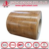 Bobine en acier enduite par couleur de la Chine de qualité pour la construction