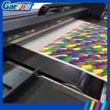 8 rolo principal de Garros da impressora de matéria têxtil da cor Dx5 3D Digitas para rolar a impressora Inkjet para o algodão/seda/nylon