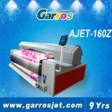 Garros 1,6 m de la courroie Textile numérique direct jet d'encre imprimante avec double tête d'impression