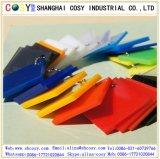 Radura e strato acrilico di plastica di colori per la decorazione