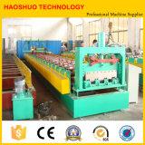 기계, 기계장치를 형성하는 자동적인 강철 금속 지면 갑판 롤