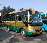 صغيرة مسافر حافلة مع 22 مقادات