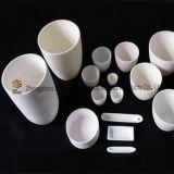 Tonerde-keramischer Tiegel, keramischer Tiegel der Tonerde-99%/95%/99.5%
