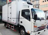 Тележка холодильных установок JAC 4X2 5 тонн корабля холодильника