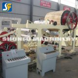 Suministro automático de la fábrica de papel reciclado Maquinaria fabricar papel Rollo Jumbo