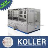 Máquina de gelo de gelo de cubo de gelo de 5 toneladas / dia com sistema de embalagem (CV5000)