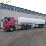 Eje Tri 42000litros de gasóleo de remolque cisterna de combustible
