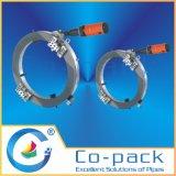 Dividir marco a la cortadora de tubos rápida y biselado mecánico