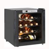 46 botellas termoeléctrico Venta caliente enfriador de vino